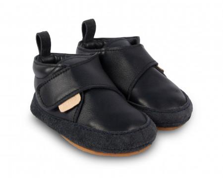 AKI | Navy Leather