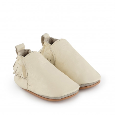 BAO | Cream Leather