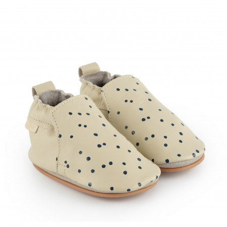 HAGEN DOT | Cream Leather