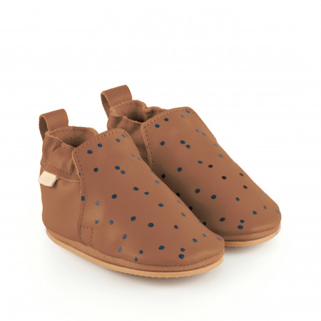 HAGEN DOT | Cognac Leather