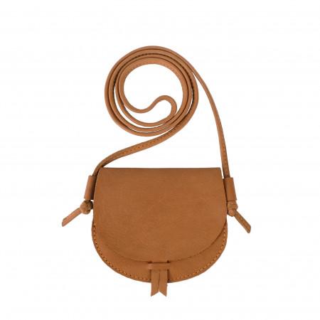 HICKY PURSE | Cognac Leather