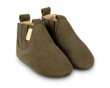 MONZI | Army Suede