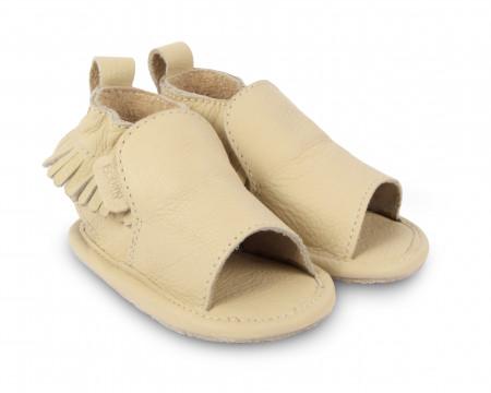 NOA   Cream Leather