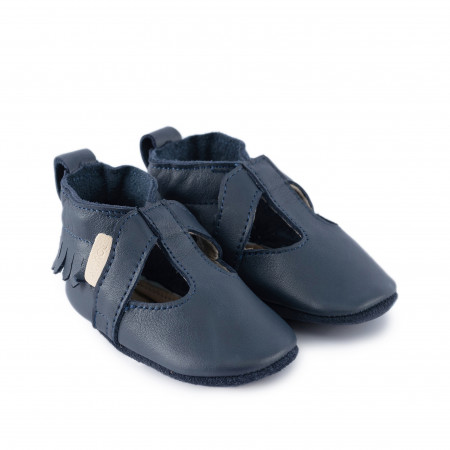 SID | Navy Leather