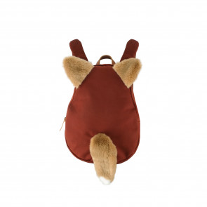 FRANKIE BACKPACK SMALL | Fox