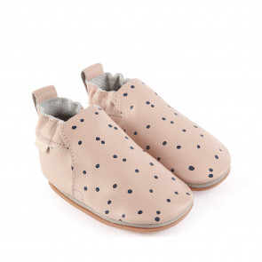HAGEN DOT | Pastel Pink Leather