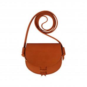 HICKY PURSE   Cognac Leather