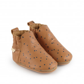 ILAN DOT | Cognac Leather