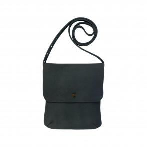 LEO SHOULDERBAG   Petrol Leather
