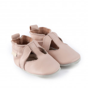 MEX   Pastel Pink Leather