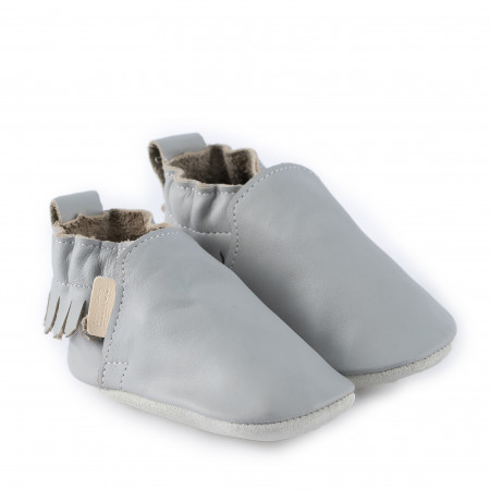 BAO | Blue Grey Leather