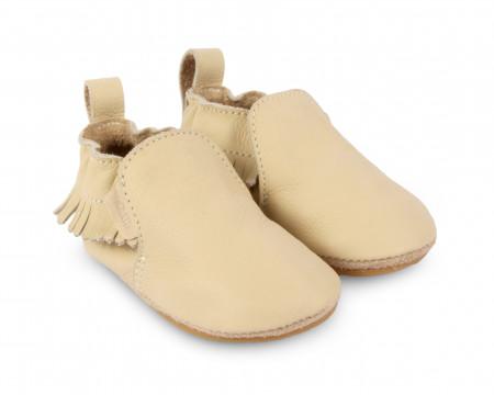 BAO   Cream Leather