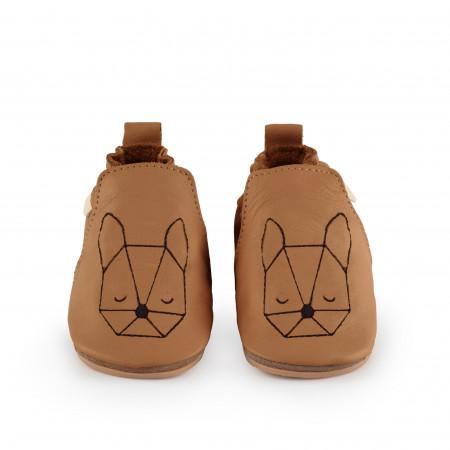 DUBI | Bunny | Cognac Leather