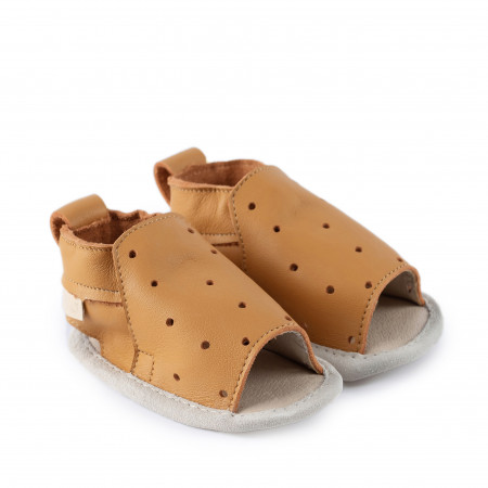 SAM   Caramel Leather