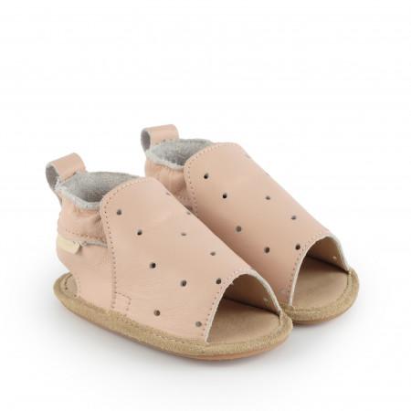 SAM   Pastel Pink Leather