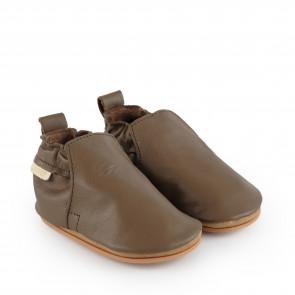 HAGEN | Brown Leather
