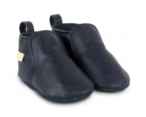HAGEN | Navy Leather