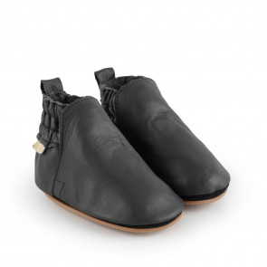 ILAN   Black Leather