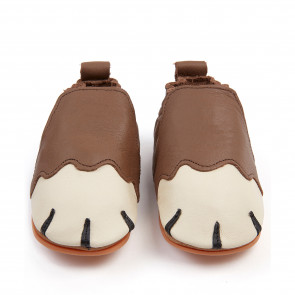 PAWS | Brown Leather