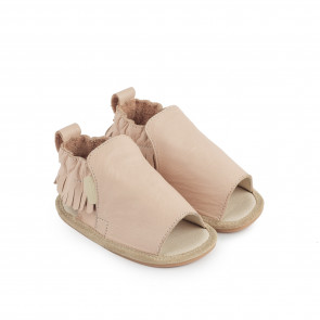 NOA | Pastel Pink Leather