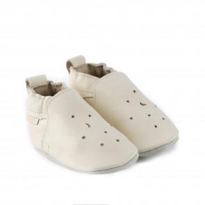 STELLAR | Cream Leather