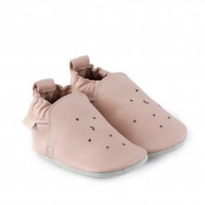 STELLAR | Pastel Pink Leather