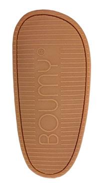 Rubber flex sole